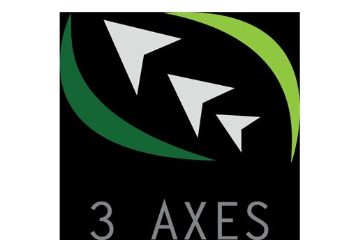 3 Axes